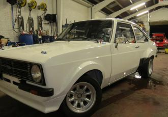 Escort MK2 GP4 a louer for rent