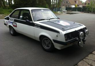 Ford Escort Rs2000 Gp1 Fia