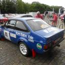 Escort Mk2 Gp4 start brussels