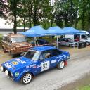 Team Glory and Legendary Rallye Bianchi 2012