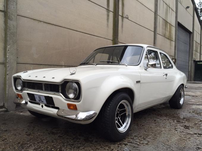 Ford escort RS1600 Bda glory and legendary for sale